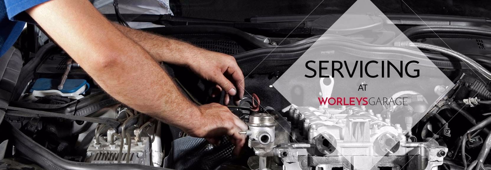 Book a Service & MOT at Worleys Garage in Buckinghamshire