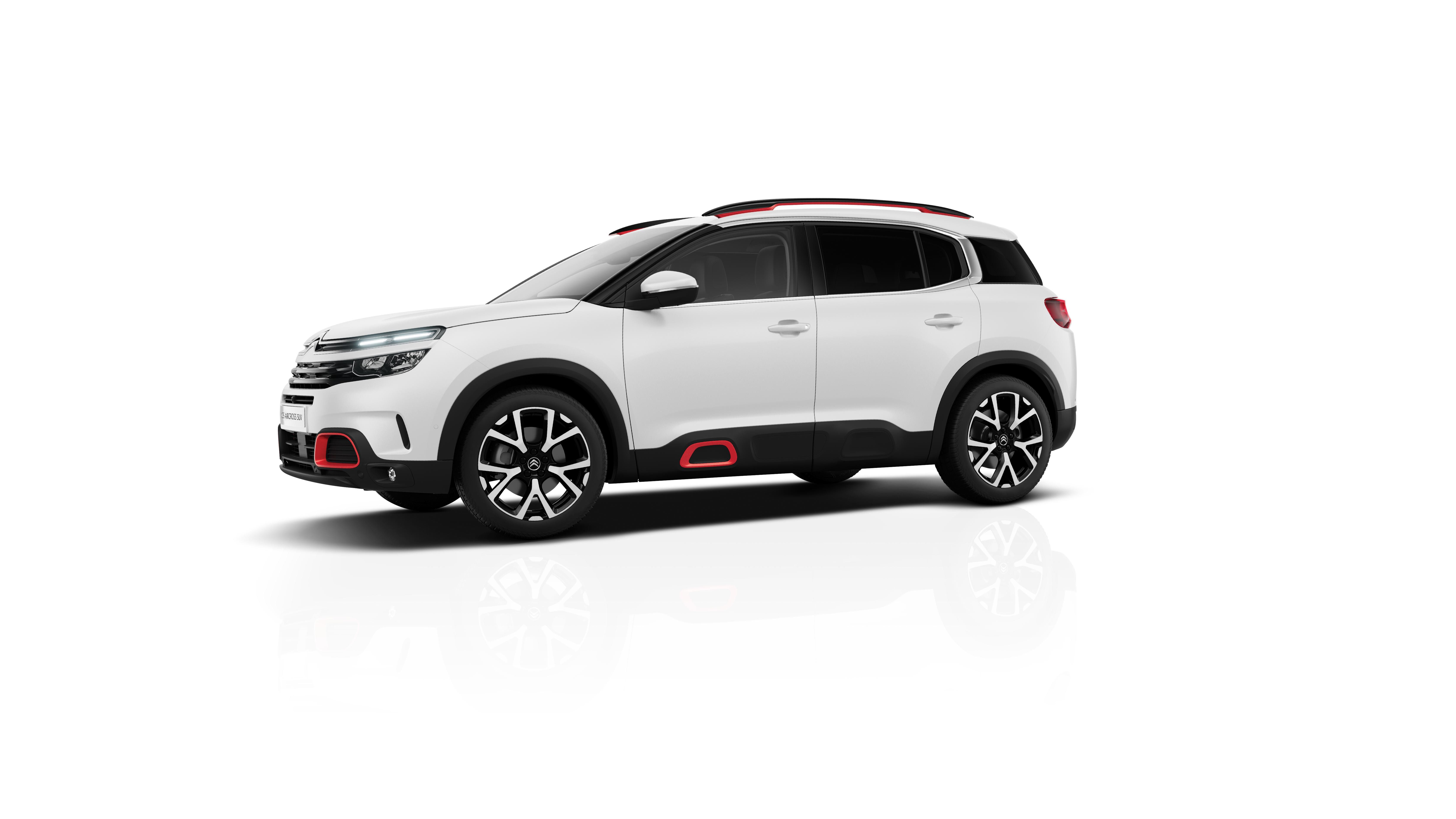 Citroen C5 Aircross has arrived!