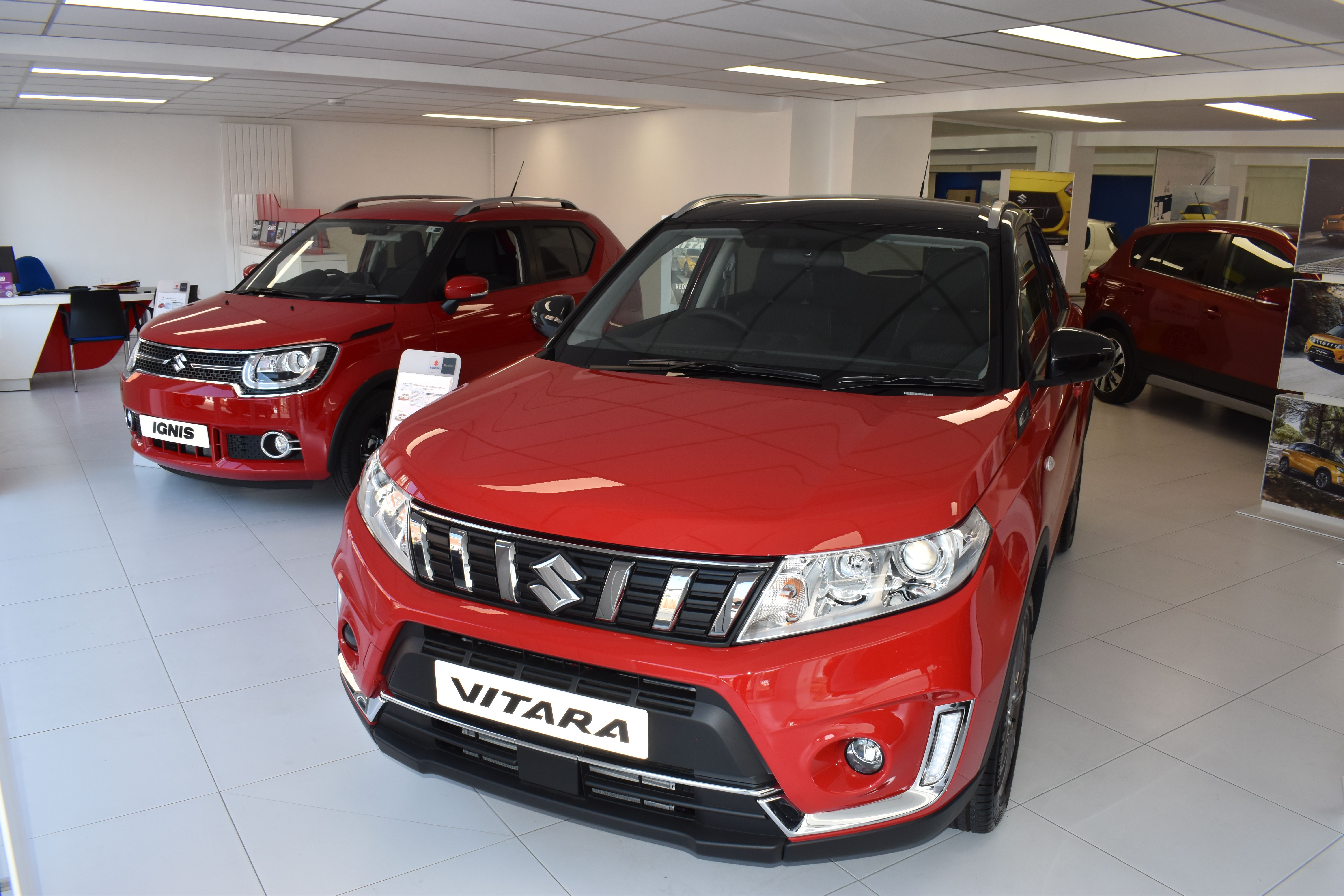 WORLEYS CITROEN OPENS NEW SUZUKI DEALERSHIP IN HIGH WYCOMBE