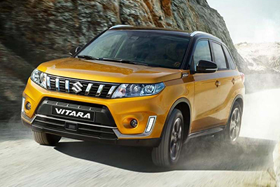 Suzuki Vitara - Efficiency