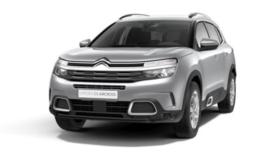 Citroen C5 Aircross Suv - Available In Cumulus Grey