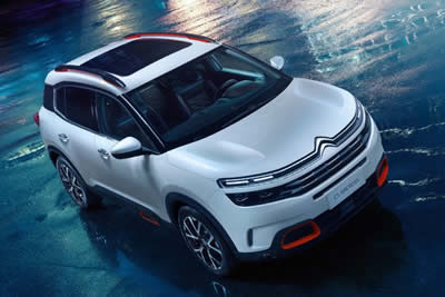 Citroen C5 Aircross Suv - Automatic Transmission